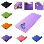 Custom NBR Gym Yoga Mat