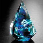 Custom Quatro Pyramid - Blue 4