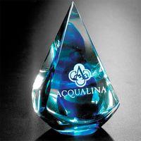 """Quatro Pyramid - Blue 4"""""""