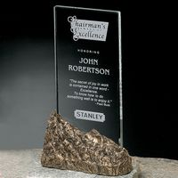 """Summit Stone Award 10"""""""