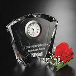 Custom Fanfare Clock 4-1/2