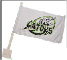 Car Flag w/Pole (16