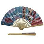 Custom Bamboo Folding Fan