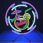 Flashing Neon Sign