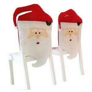 Santa Claus Chair Covers