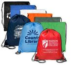 Reusable and Recyclable Lightweight Drawstring Gift Bag