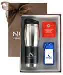 Custom Tumbler Gift Set- Tea and Coffee