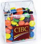 Custom Small Candy Bin Filled w/ Jelly Beans