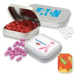 Custom Pocket Tin Large- Assorted Mike & Ike's Candy by Color