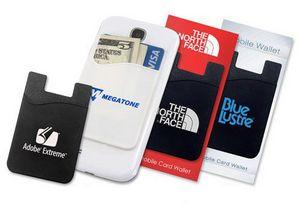 Silicone Smartphone Wallet