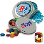 Custom Circular Window Tin- Jelly Beans Candy by Color