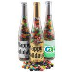 Custom Champagne Bottle w/Jelly Bellies