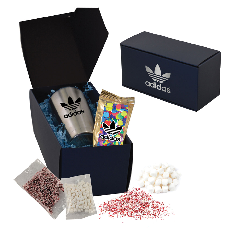 Hot Chocolate Holiday Tumbler Kit