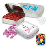 Custom Pocket Tin Small- Assorted M&M's Candy by Color