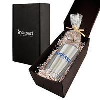 Tumbler Gift Set w/Dark Chocolate Covered Almonds