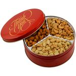 Custom Nut Mix 3 Way Tin