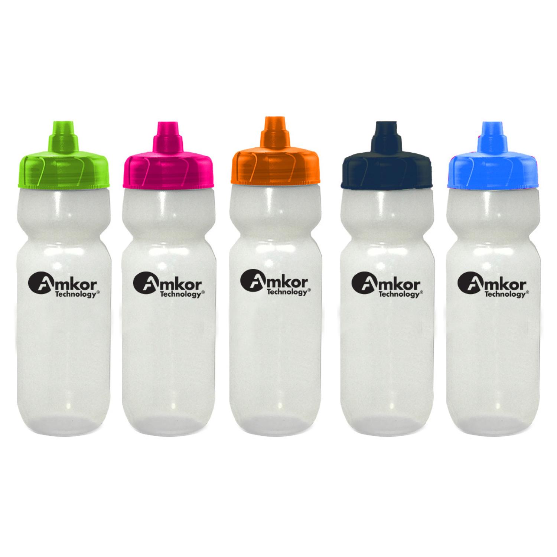 24 oz LDPE Plastic Bottle