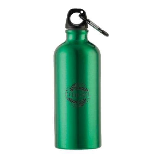 20 Oz. Aluminum Bottle w/Carabiner