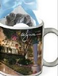 Custom Ceramic Mug Gift Set w/Gummy Bear