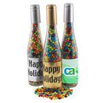 Custom Champagne Bottle Mini Jawbreakers