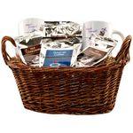 Custom 2 Full Color Mug Deluxe Gift Basket