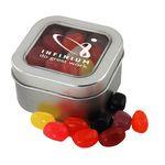 Custom Window Tin w/Jelly Beans