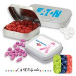 Custom Pocket Tin Large- Jelly Belly Candy by Color