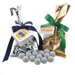 Mug Stuffer with Chocolate Golf Balls