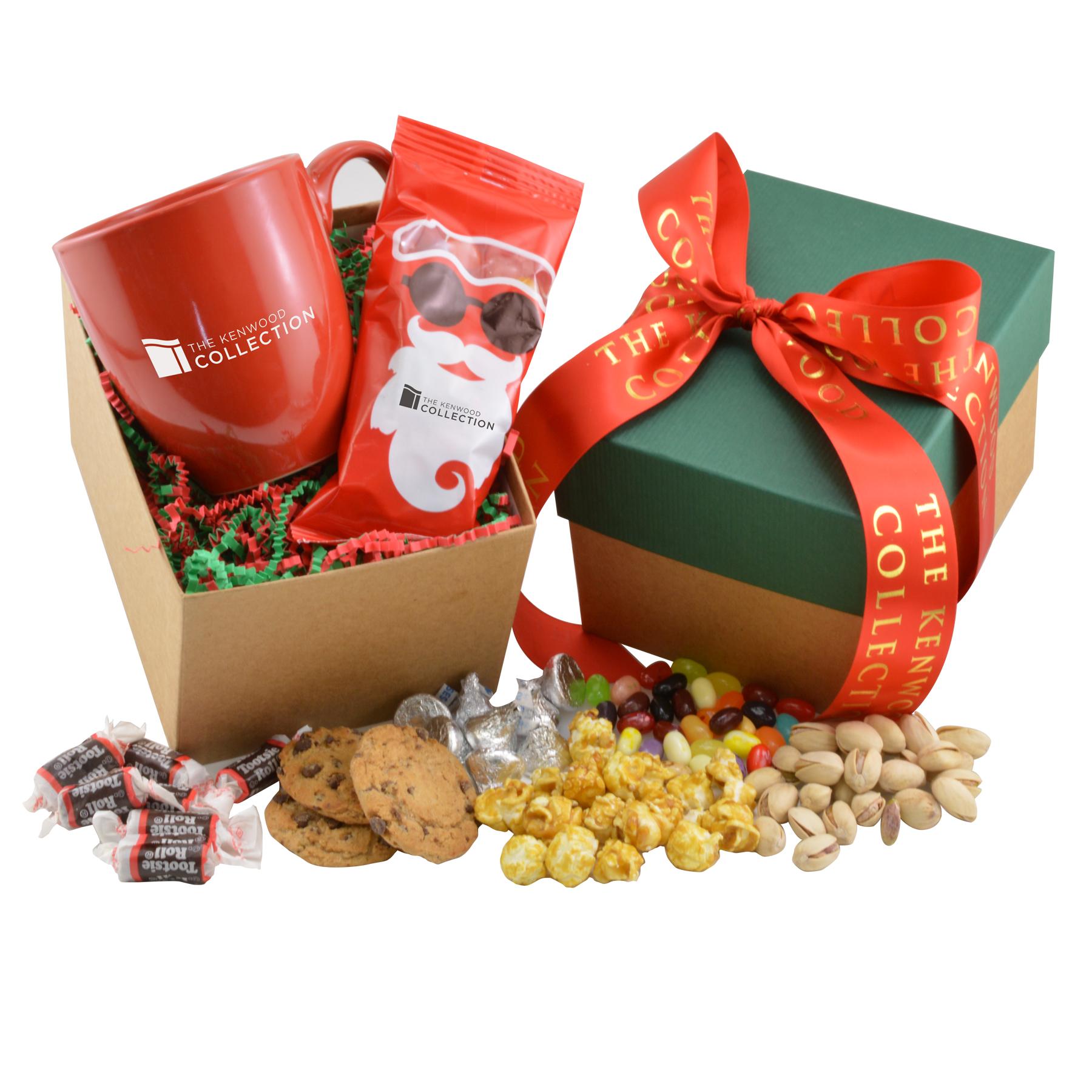 Mug and Tootsie Rolls Gift Box