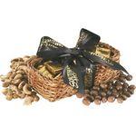 Gift Basket w/Chocolate Golf Balls