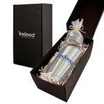 Custom Tumbler Gift Set w/Milk Chocolate Covered Pretzels