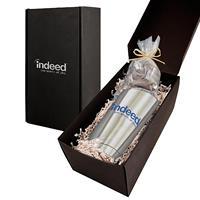 Tumbler Gift Set w/Milk Chocolate Covered Pretzels