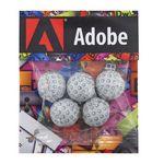 Billboard Bag w/Chocolate Golf Balls