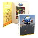 Custom Book Window Box- Gourmet Jelly Beans