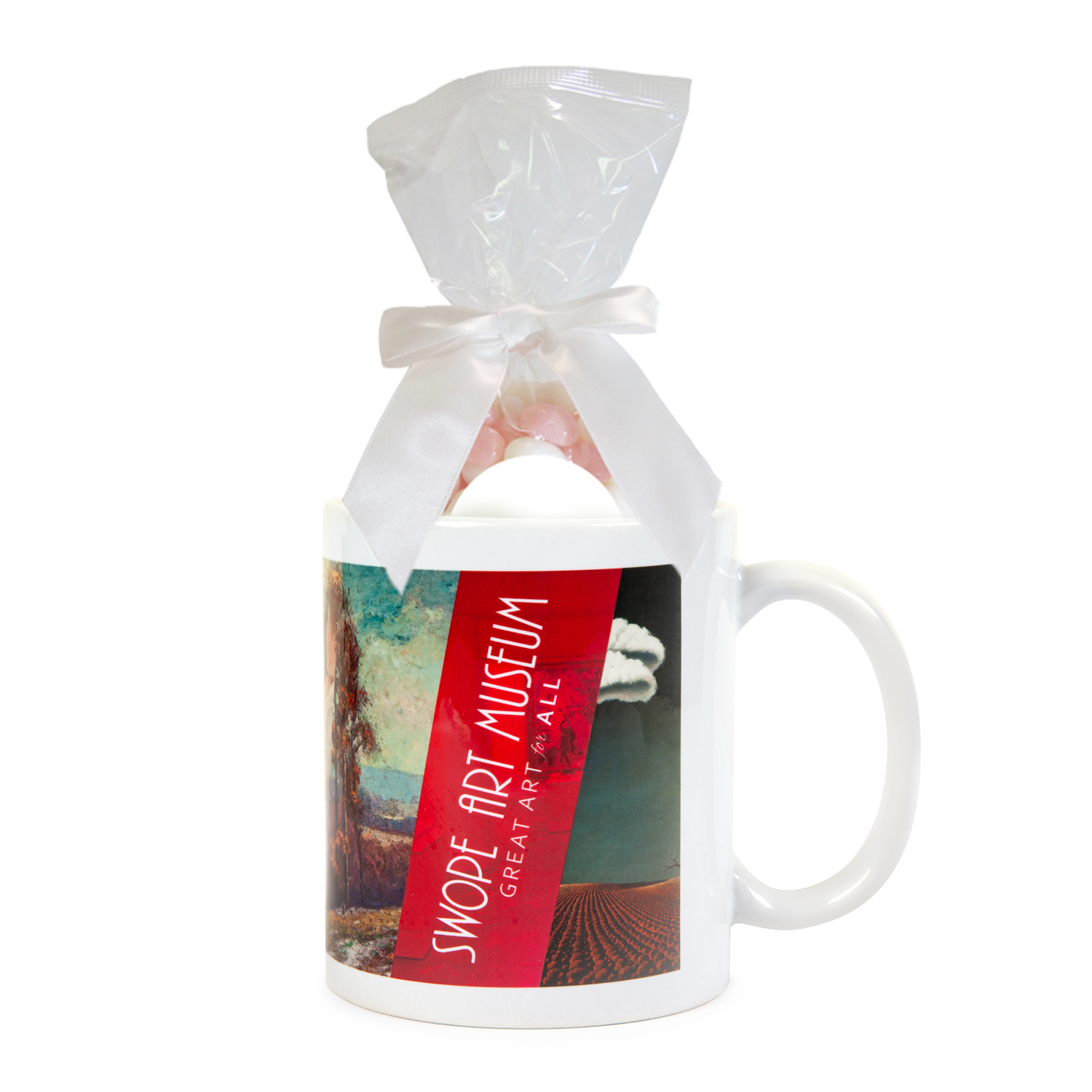 11 Oz. Full Color Mug W/ Jelly Belly®