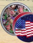 Custom Collector Tin w/ Salt Water Taffy