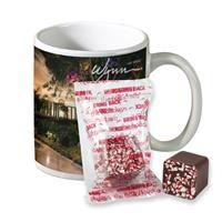 Full Color Mug w/Hot Cocoa Cube