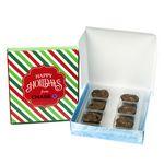 Custom Sea Salt Caramel Pretzel Gift Box (12 Piece)