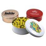 Custom Gift Tin w/Chocolate Tennis Balls