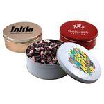 Custom Gift Tin w/Tootsie Rolls