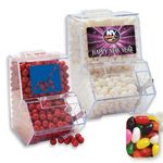 Custom Large Scoop Bin Filled w/ Assorted Jelly Beans