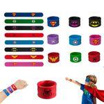 Slap Bracelet for Kids Boys & Girls Birthday Party Supplies Favors