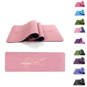 1/4 Inch Non-Slip Eco Friendly Pro Yoga Mat