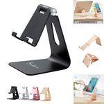 Custom Adjustable Aluminum Phone/Pad Desk Stand Holder