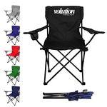 Custom Folding Beach Chair w/Carrying Bag