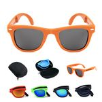 Foldable Sunglasses With Case