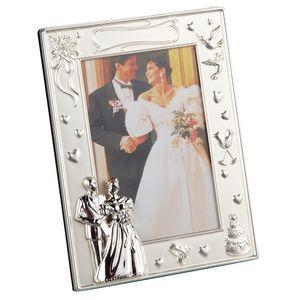 Custom Imprinted Wedding Picture Frames