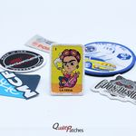 Custom Custom WOVEN Patches and Labels