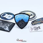 Custom Custom Sublimated/Printed Patches