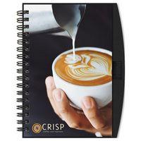 "4"" x 6"" ClearPort Spiral JournalBook"
